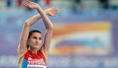Russian High Jumper Loses Doping Appeal