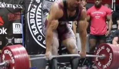 Larry Wheels Williams steroids