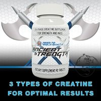 Ancient Strength 3 types of creatine