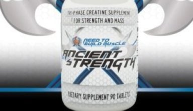 Ancient Strength FB