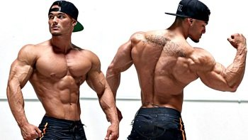 Jeremy Buendia body