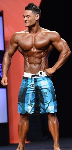 Jeremy Buendia steroids