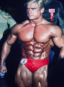 Tom Platz steroids