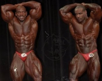 Chris Cormier flex wheeler
