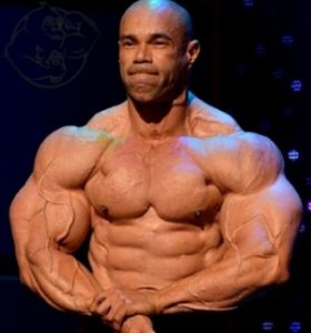 Kevin Levrone steroids