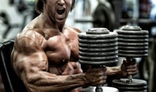 Mike O'Hearn nutrition