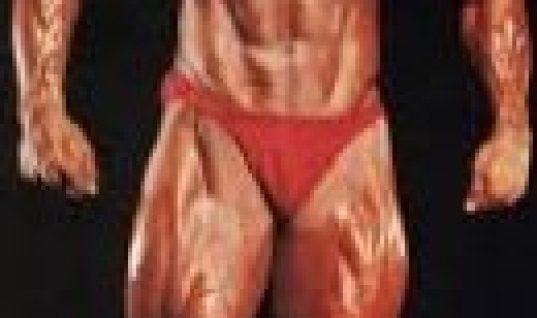 Bob Paris body