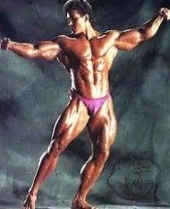 Bob Paris steroids