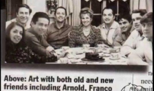 Frank Richards and arnold, franco