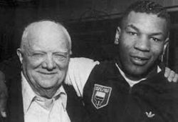 Cus D-Amato mike tyson