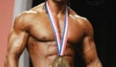 Mark Anthony Wingson 1st olympia