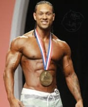 Mark Anthony Wingson 1st olympia