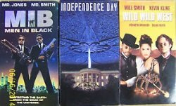 independence day and men in black