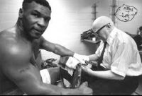 mike tyson and Cus D-Amato