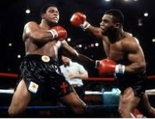 mike tyson vs Trevor Berbick