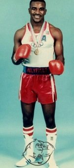 Evander Holyfield young