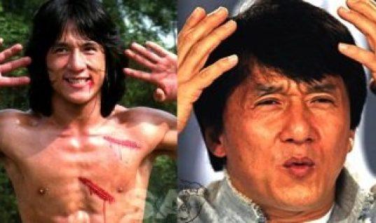 Jackie Chan body