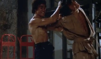 Jackie Chan vs Bruce Lee