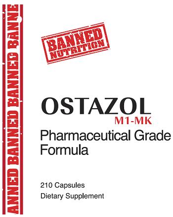 Ostazol m1mk new label