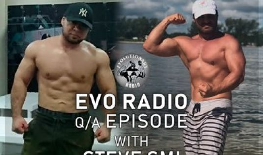 Evolutionary Podcast Episode #270 – Steroids and Insomnia  – [Q&A]