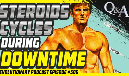 Evolutionary Podcast #306 – [Q&A] Steroids Cycles during downtime