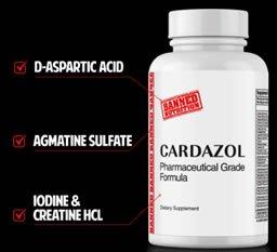 Cardazol by Bannednutrition.com
