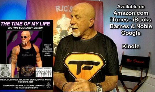 Evolutionary.org Special [Tribute #1] Ric Drasin Death and Steroid Cycles
