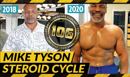 Mike Tyson Steroid Cycle