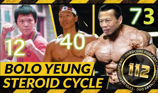 Bolo Yeung Steroid Cycle