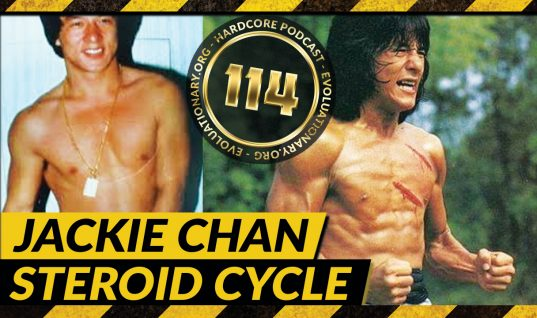 Jackie Chan Steroid Cycle