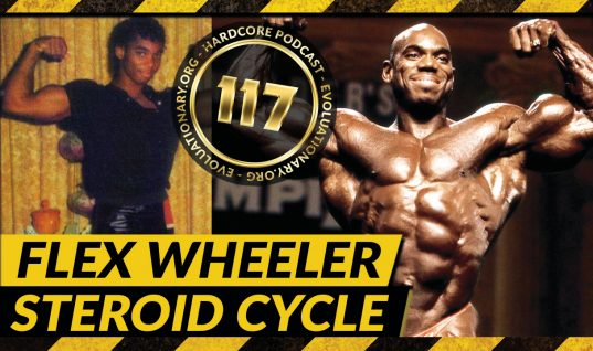 Flex Wheeler Steroid Cycle