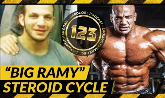 "Evolutionary.org Hardcore #123 – Mamdouh ""Big Ramy"" Elssbiay Steroid Cycle"