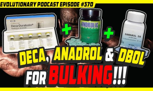 Deca, Anadrol and Dianabol for bulking