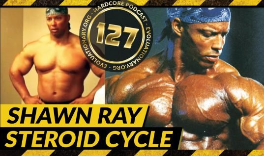 Shawn Ray Steroid Cycle