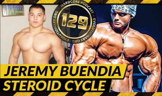 Jeremy Buendia steroid cycle
