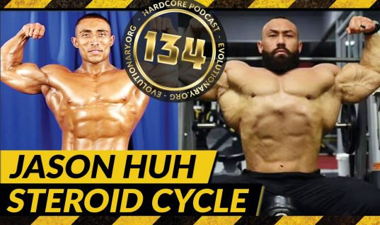 Jason Huh Steroid cycle