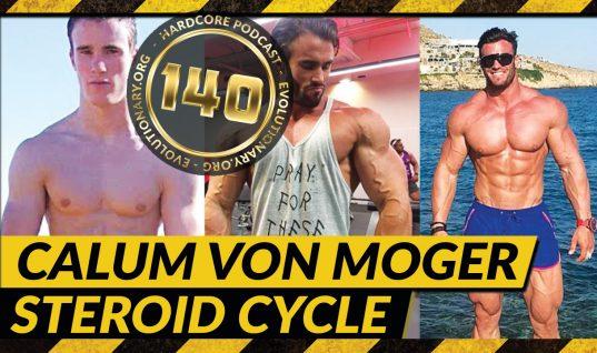 Calum Von Moger Steroid Cycle