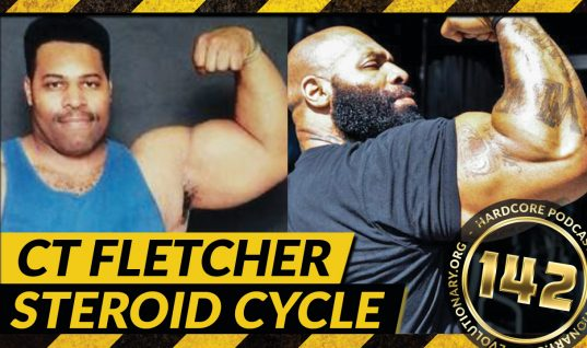 CT Fletcher Steroid Cycle Video