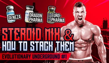 Steroid mix and how to stack them. Geneza, Dragon Pharma, Euro-Pharma Video