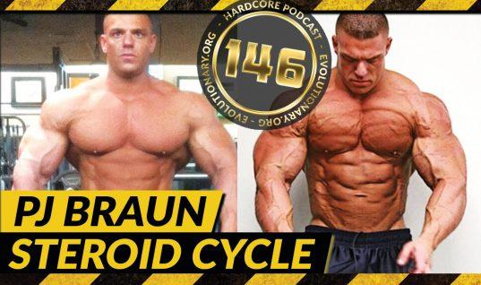 PJ Braun Steroid Cycle Video