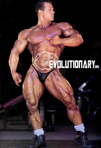 tom prince Build Muscle
