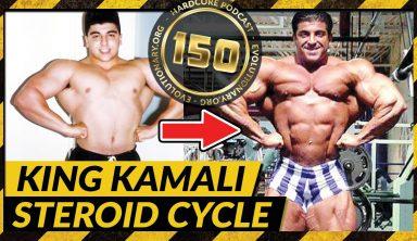 King Kamali Steroid Cycle Video