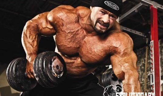 Branch Warren steroid cycle
