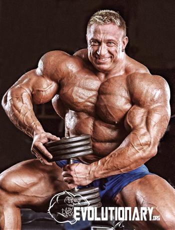 Markus-Ruhl-Training